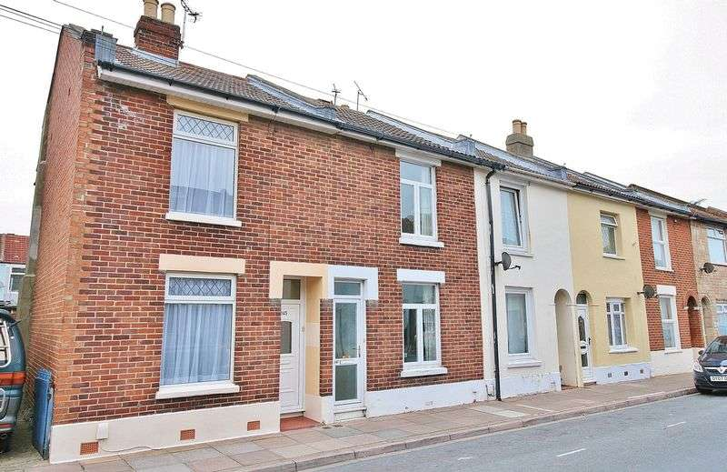 2 Bedrooms Terraced House for sale in Clive Road, Portsmouth