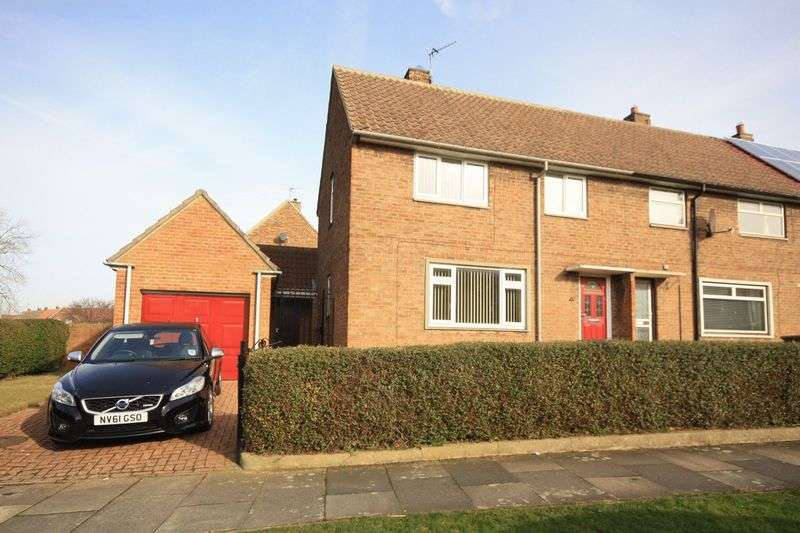 2 Bedrooms Terraced House for sale in Marley Road, Newton Aycliffe