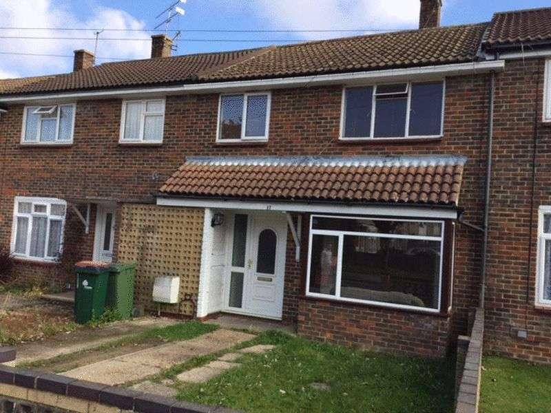 3 Bedrooms Semi Detached House for sale in Gloucester Road, Crawley