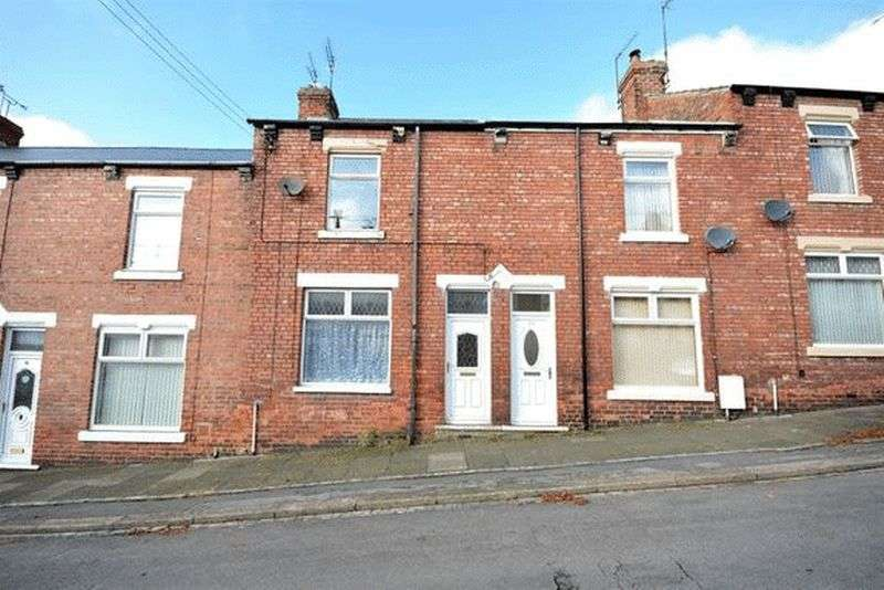 2 Bedrooms Terraced House for sale in Windsor Terrace, Crook