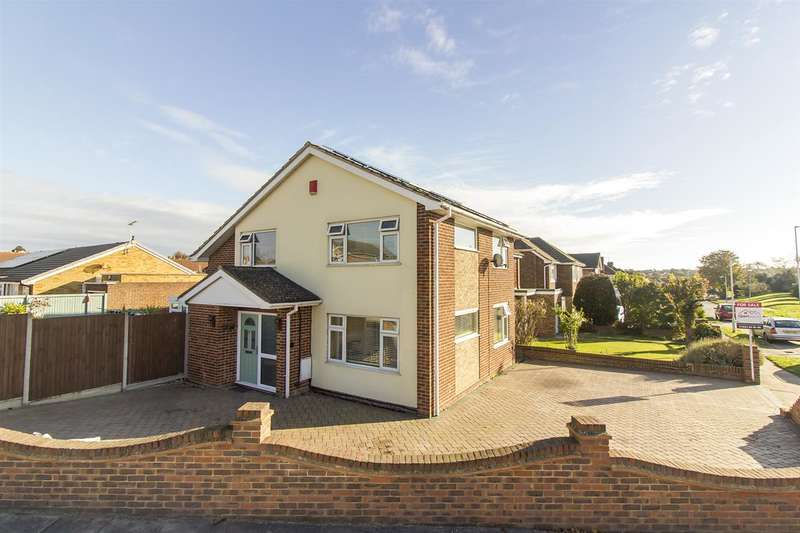 4 Bedrooms Detached House for sale in Canterbury Road East, Ramsgate