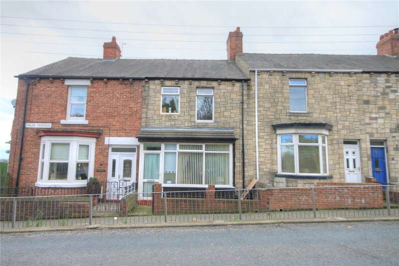 3 Bedrooms Terraced House for sale in Hilda Terrace, Chester Le Street, Durham, DH2