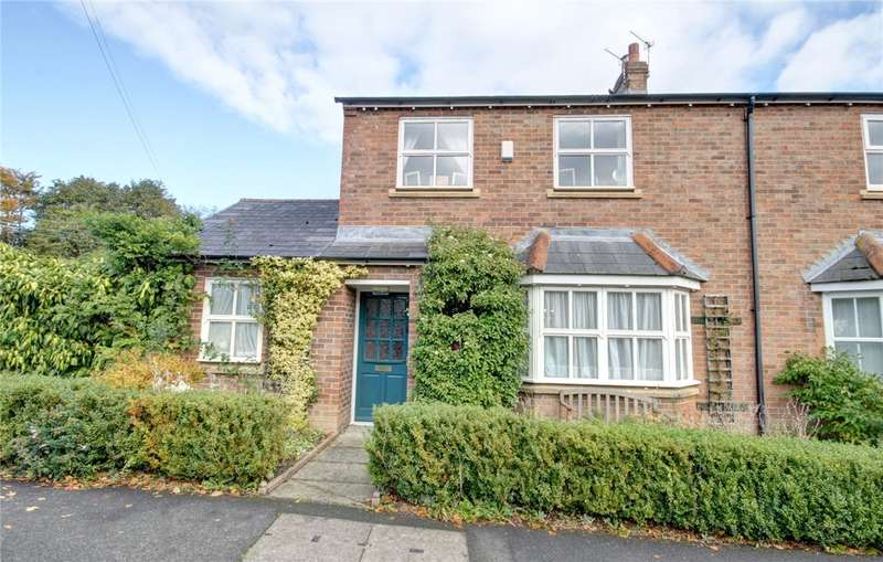 3 Bedrooms Semi Detached House for sale in Chapel Place, High Shincliffe, Durham, DH1