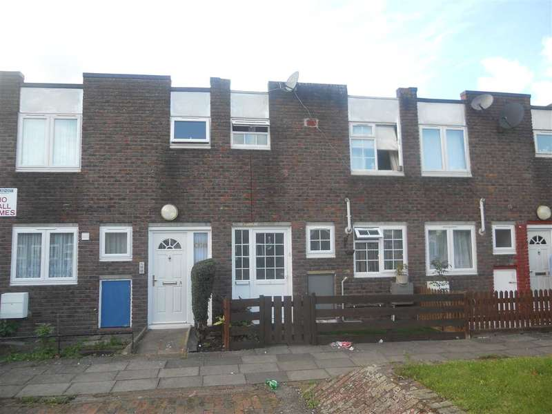 3 Bedrooms Terraced House for sale in Paulhan, Greatfield, London