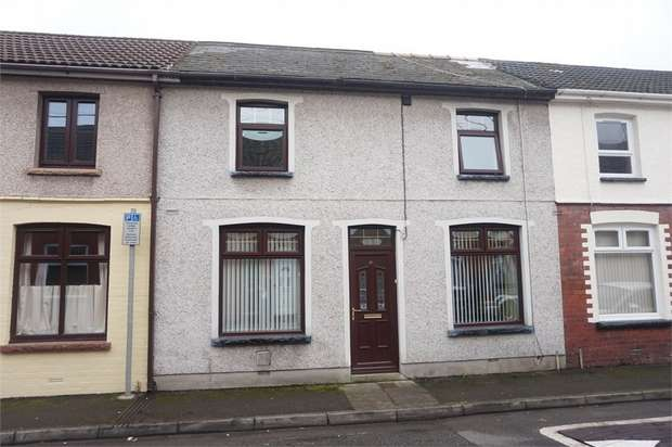 3 Bedrooms Terraced House for sale in Rectory Road, Crumlin, Newport, Blaenau Gwent
