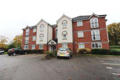 2 Bedrooms Flat for sale in Kendal Court, 6 Downes Way, Manchester, Greater Manchester
