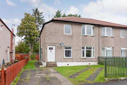 2 Bedrooms Flat for sale in Croftend Avenue, Glasgow, Lanarkshire