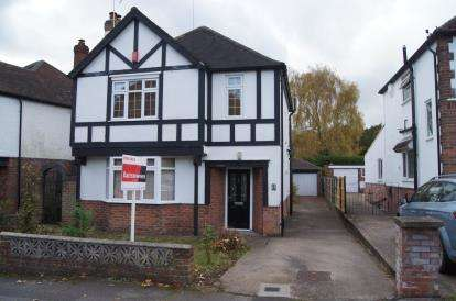 House for sale in Vernon Crescent, Ravenshead, Nottingham