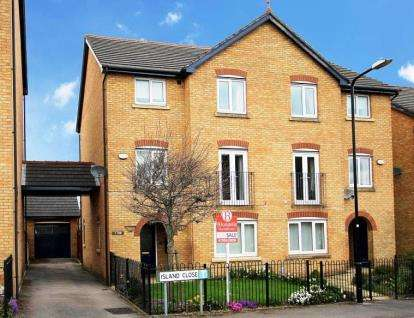 4 Bedrooms House for sale in Island Close, Rotherham, South Yorkshire