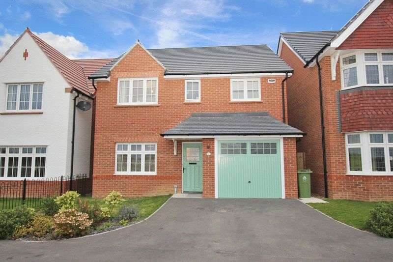 4 Bedrooms Detached House for sale in FORD CLOSE, SCARTHO TOP