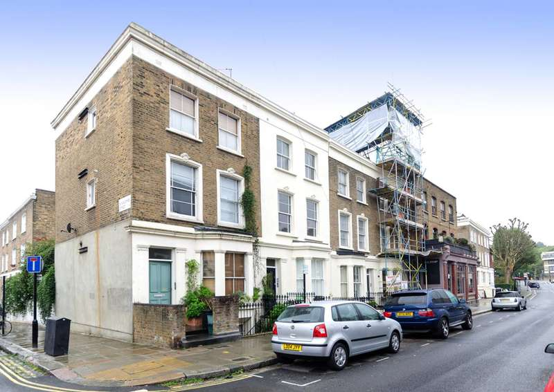 2 Bedrooms Maisonette Flat for sale in Chester Road, Dartmouth Park, N19