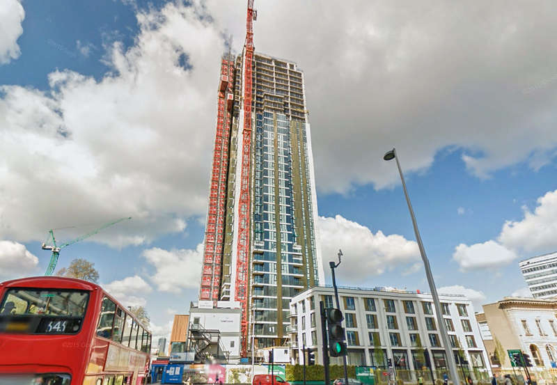 2 Bedrooms Flat for sale in One The Elephant, Elephant & Castle