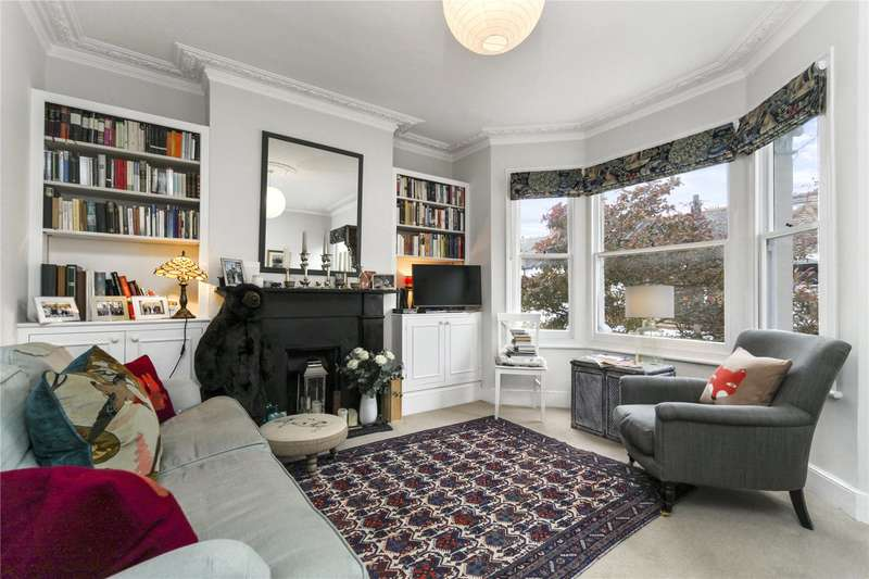 2 Bedrooms Flat for sale in Claxton Grove, Hammersmith, Fulham, London, W6