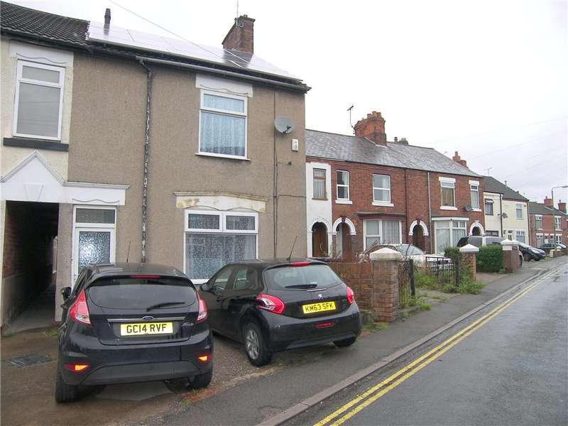 3 Bedrooms Semi Detached House for sale in Alfreton Road, Westhouses, Alfreton, Derbyshire, DE55