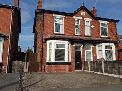 3 Bedrooms House for sale in Brook Lane, Timperley, Altrincham, Greater Manchester