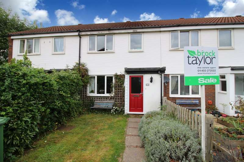 3 Bedrooms Terraced House for sale in Blenheim Road, Horsham