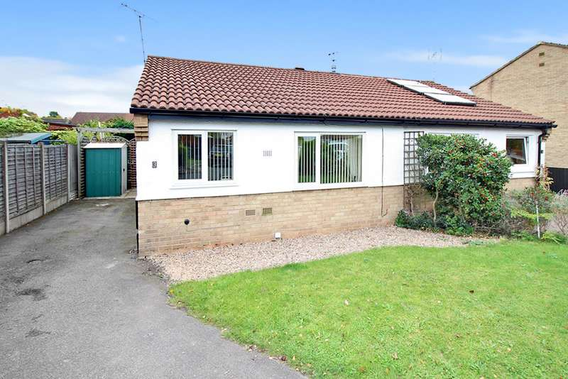 2 Bedrooms Bungalow for sale in Windrush Close, Bramcote, Nottingham