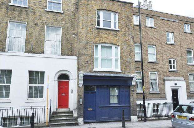 2 Bedrooms Flat for sale in Cannon Street Road, London E1