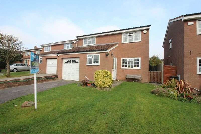 4 Bedrooms Detached House for sale in Beech Drive, Nailsea