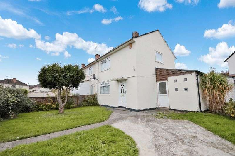 2 Bedrooms Terraced House for sale in Blackthorn Road, Bristol