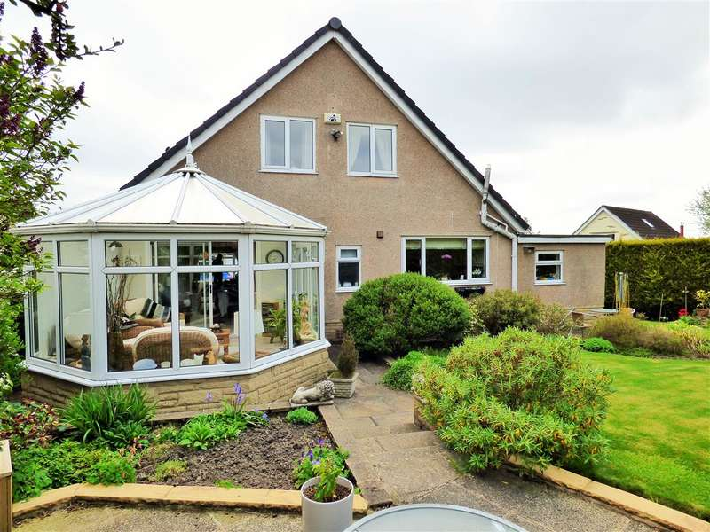 4 Bedrooms Detached Bungalow for sale in Lindsay Park, Burnley
