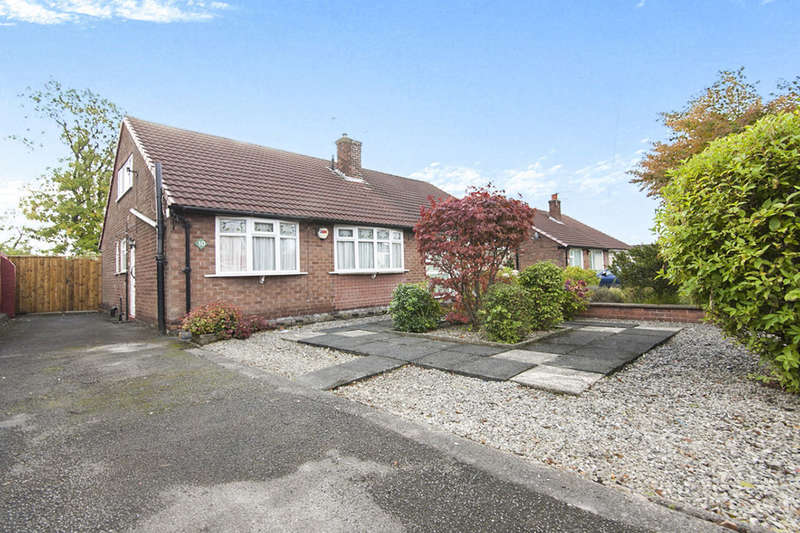 3 Bedrooms Semi Detached Bungalow for sale in Worsley Road, Swinton, Manchester, M27