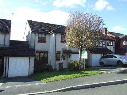 4 Bedrooms Detached House for sale in Ivybridge, Devon
