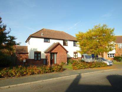 4 Bedrooms Detached House for sale in Elmsett, Ipswich, Suffolk