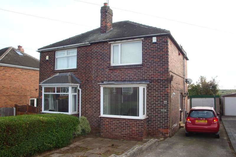 2 Bedrooms Property for sale in 79 Reresby Road, Whiston, Rotherham, S60 4DR