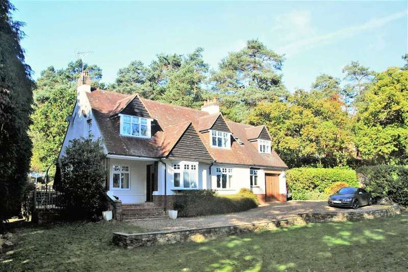 4 Bedrooms Property for sale in Beech Avenue, Lower Bourne, Farnham