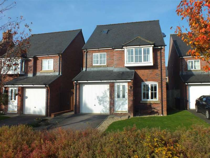 5 Bedrooms Property for sale in Lacock Gardens, Hilperton, Trowbridge, Wiltshire, BA14