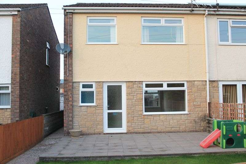 3 Bedrooms Semi Detached House for sale in Maes YR Afon, Pontyclun CF72 9DL