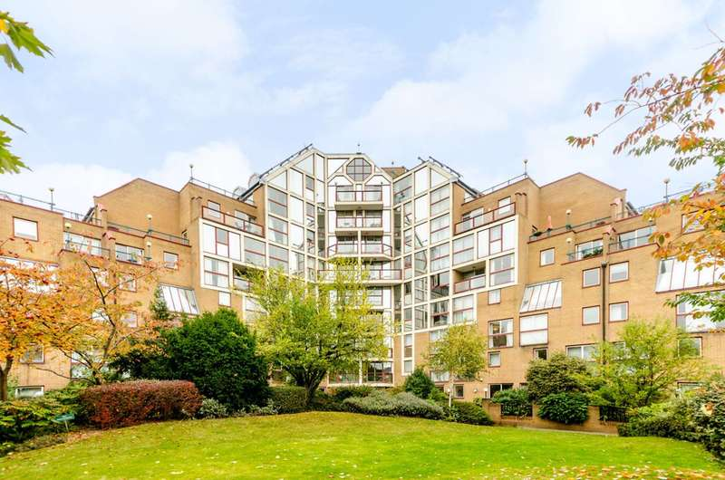 1 Bedroom Flat for sale in Spice Court, Wapping, E1W