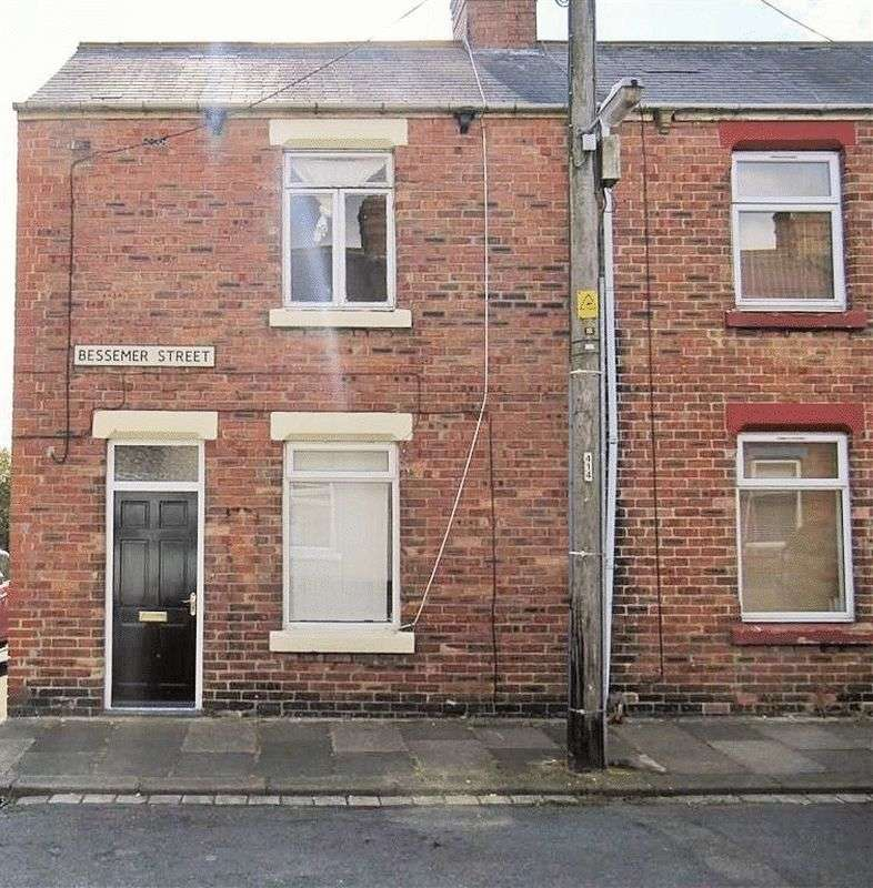 2 Bedrooms Terraced House for sale in Bessemer Street, Ferryhill