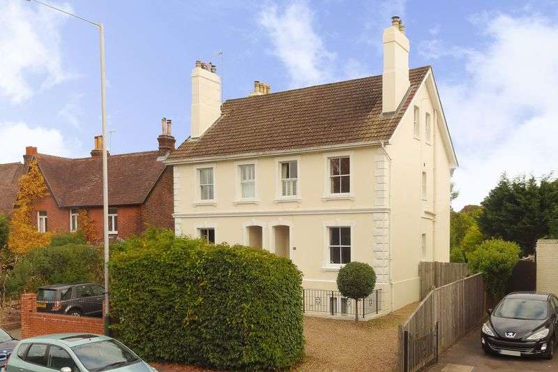 4 Bedrooms Semi Detached House for sale in Frant Road, Tunbridge Wells