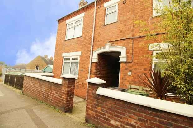 2 Bedrooms Semi Detached House for sale in Victoria Street, Alfreton, Derbyshire, DE55 2BY