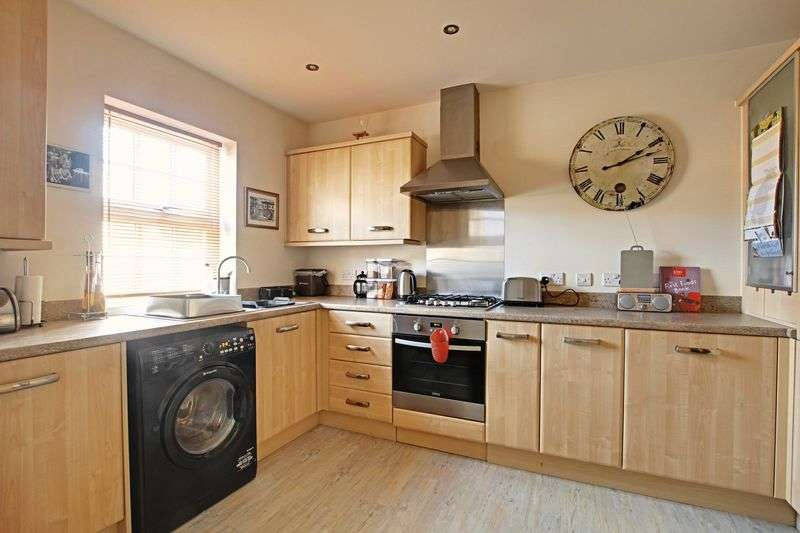 3 Bedrooms Terraced House for sale in Harrison Mews, Beverley