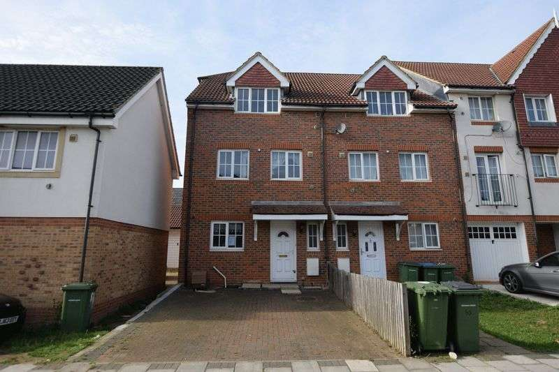 4 Bedrooms House for sale in Waterside Close, Central Thamesmead