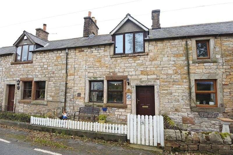 2 Bedrooms Terraced House for sale in Coal Fell, Hallbankgate