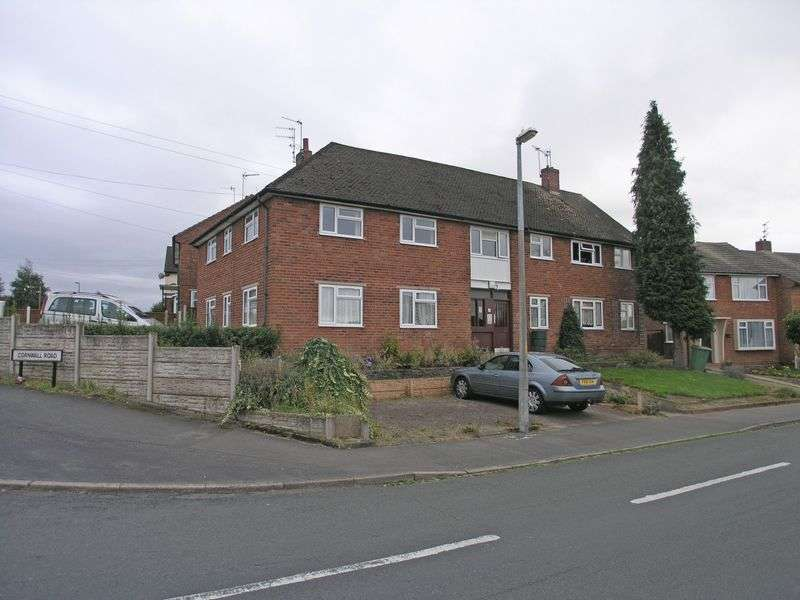 2 Bedrooms Flat for sale in STOURBRIDGE, Wollaston, Cornwall Road