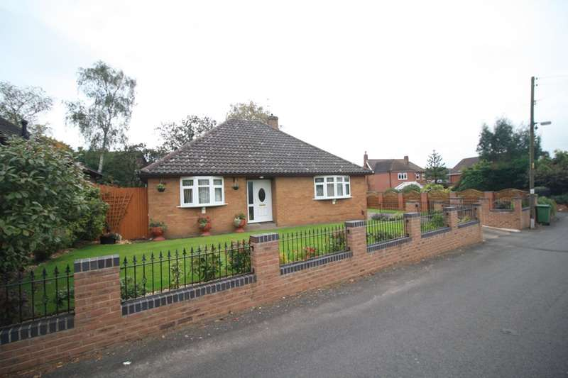 3 Bedrooms Bungalow for sale in Bartlett Road, Dawley, Shropshire, TF4