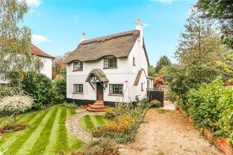 2 Bedrooms Detached House for sale in Bisham Road, Marlow, Buckinghamshire, SL7