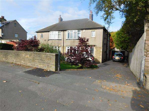 3 Bedrooms Semi Detached House for sale in Rooley Avenue, Bradford