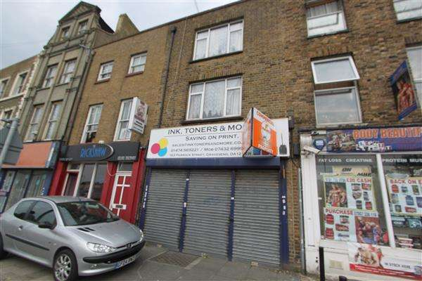 2 Bedrooms Commercial Property for sale in Parrock Street Gravesend, Gravesend