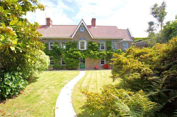 5 Bedrooms House for sale in Varclin, St. Martin, Guernsey