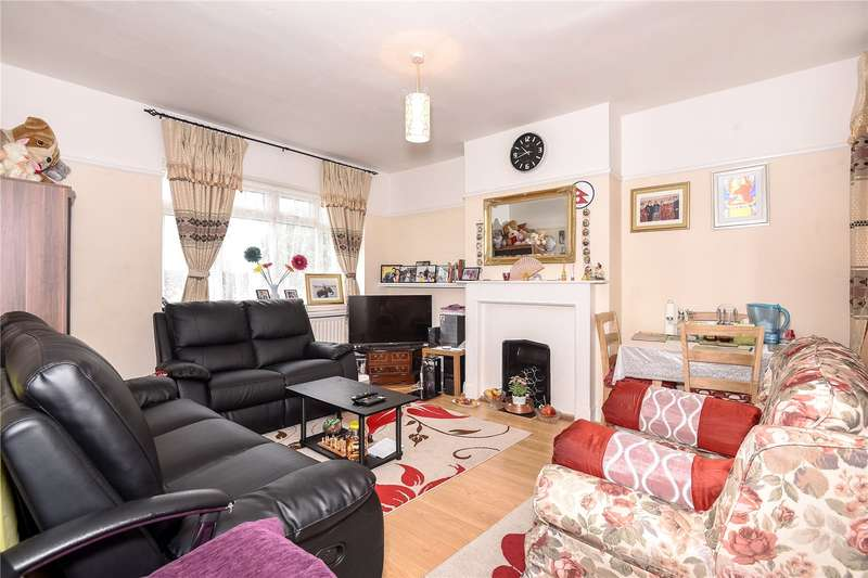 2 Bedrooms Apartment Flat for sale in Alexandra Avenue, Harrow, Middlesex, HA2