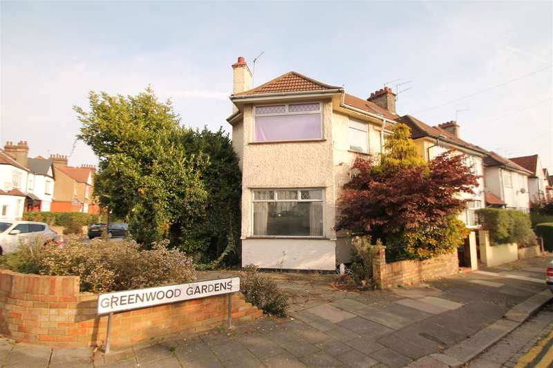 3 Bedrooms House for sale in Greenwood Gardens, Palmers Green, London N13