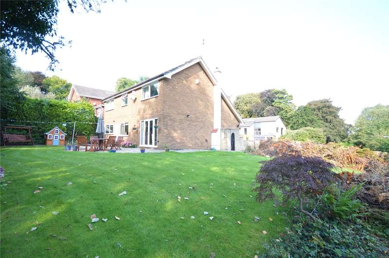4 Bedrooms Detached House for sale in Winhill, Woolton, Liverpool, L25