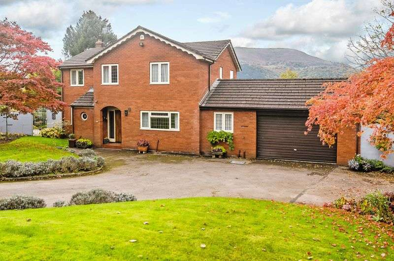 4 Bedrooms Detached House for sale in Abergavenny, Monmouthshire