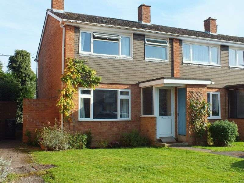 3 Bedrooms Terraced House for sale in Bartholomew Avenue, Kidlington